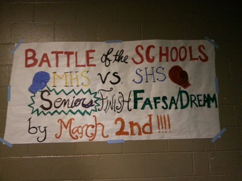 FAFSA poster